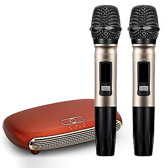 Wireless Bluetooth 5.0 Karaoke Box Microphone Karaoke Player