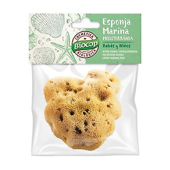 Marine Sponge for Babies and Children 1 unit