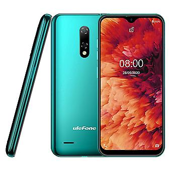 Smartphone ULEFONE NOTE 8 plus grøn
