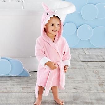 Haipöllö hupullinen, eläinten mallinnus Infant&toddler's Kylpytakki / Sarjakuva vauva