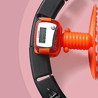 Inteligentna obręcz hula do wewnętrznej sprawności aerobowej, szwów, odpinanych i regulowanych w celu zwiększenia hula hoop