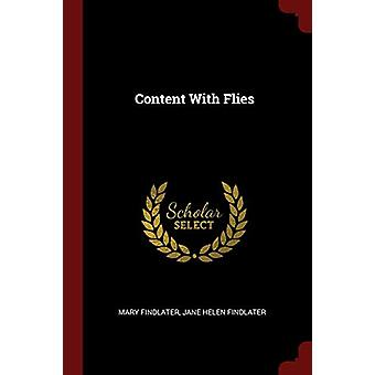 Content with Flies by Mary Findlater - 9781375745048 Book