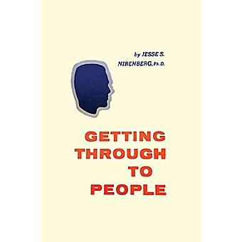 Getting Through to People by Jesse S Nirenberg - 9781614276357 Book