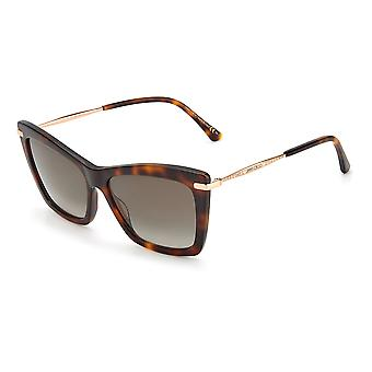 Jimmy Choo SADY/S 086/HA Havanna/Brown Gradient Solglasögon