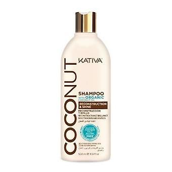 Kativa Coconut Shampoo 500 ml