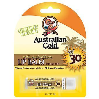 Australske Guld Læbepomade Spf30 Kokosolie 4,2 gr