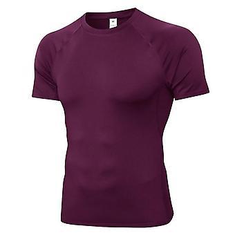 Short-sleeve, Running Gym, Top-tee, T-shirts