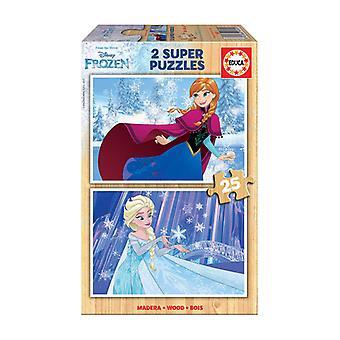 Puzzle Frozen Educa (25 kpl)