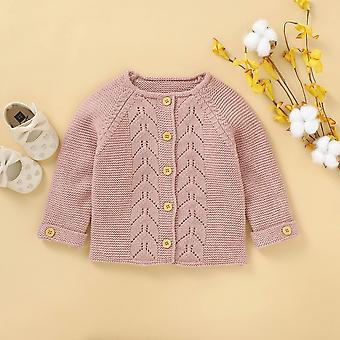 Newborn Baby Clothes Sweater, Autumn-winter Outcoat