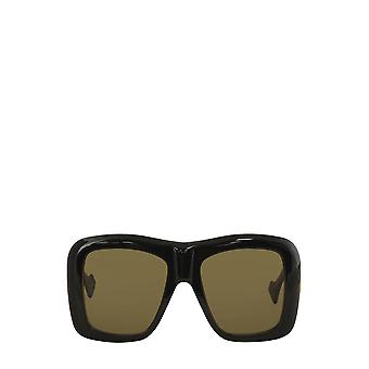 Gucci GG0498S black unisex sunglasses