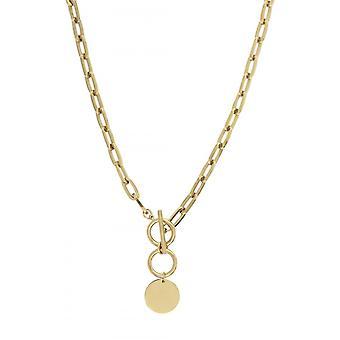 Clyda Kvinnors Smycken Halsband BCLCO0025SD - Dor Steel