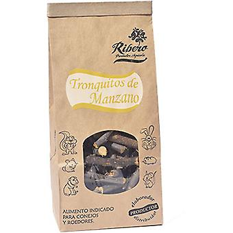 Ribero Apple Tree Trunks (Small pets , Dry Food and Mixtures)