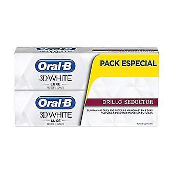 Seductive shine whitening toothpaste 2 units of 75ml