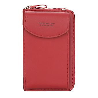 Women Pu Mobile Phone Bag, Ladies Purse