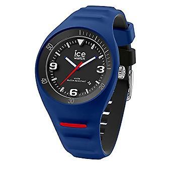 Ice-Watch - P. Leclercq Blueprint - ساعة الرجال الزرقاء مع حزام السيليكون - 018948 (متوسط)