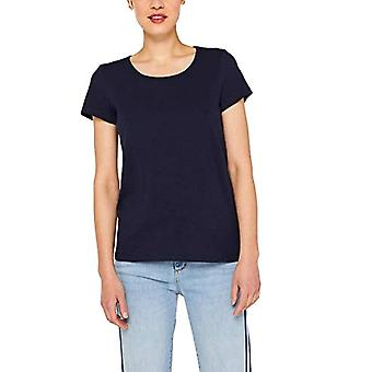 edc av Esprit 059cc1k009 T-Shirt, Blå (Navy 400), X-Small Woman