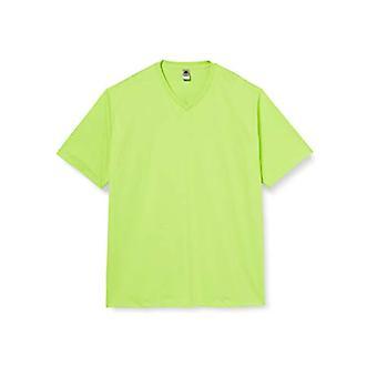 Trigema V-Shirt Deluxe T, Yellow (Lemon 271), XXX-Large Men