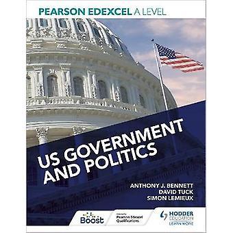 Pearson Edexcel A Level US Government and Politics