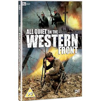 2003: All Quiet On The Western Front DVD