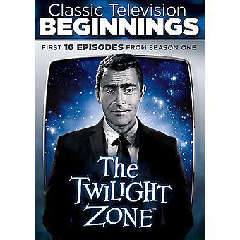 Twilight Zone: Classic Television Beginnings [DVD] USA import