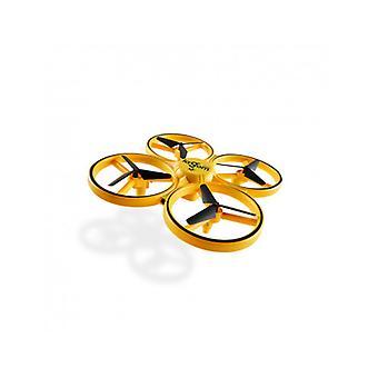 Drone met controle controle klok