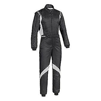 سباق jumpsuit Sparco سوبر سبيد RS-9 الأسود (حجم 52)
