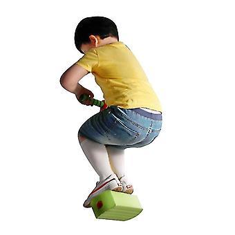 Mein erster Schaumstoff-Pogo-Pullover für Kinder Spaß und sicherer Pogo-Stick für Kleinkinder (GRÜN)