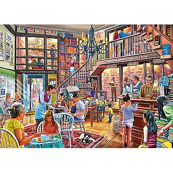 Gibsons Story Time Jigsaw Puzzle (500 pièces XL)