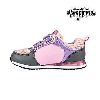 LED Trainers Vampirina 74050 Lilac Pink