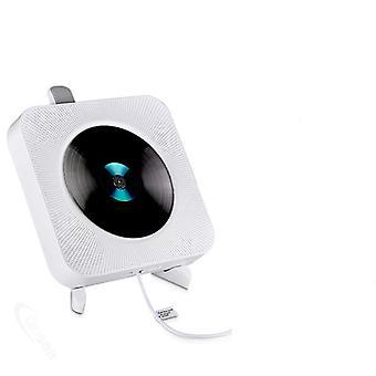 CD Player cu Bluetooth Wall Mountable Difuzor LCD Display