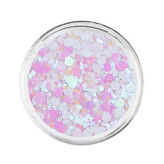 Glitter - Sekskant - Primavera - 01