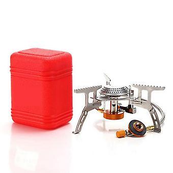 Folding Convenient Suit Portable Gas Stove