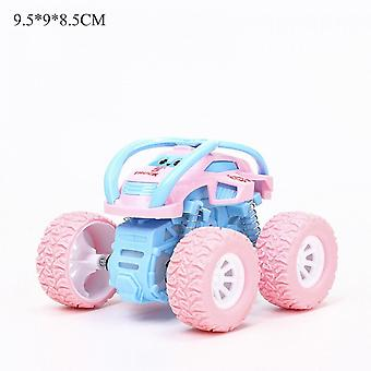 Inertial Four-wheel Drive Off-road Vehicle Toy Anti-fall Boy Inertial Toy Car Children's Toy Birthday Gift-b