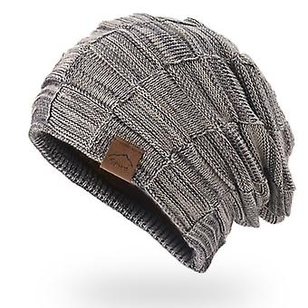 Knitted Hat Stretch Cap Suitable For Girls