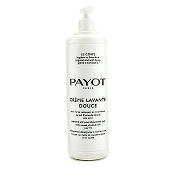 Le Corps Creme Lavante Douce - Cleansing & Nourishing Body Care (salon Size) - 1000ml/33.8oz