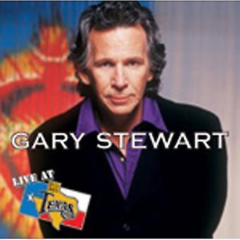 Gary Stewart - Live at Billy Bob's Texas [CD] USA import