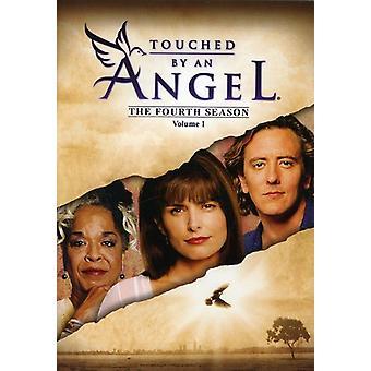 Rørt af en engel: Vol. 1-sæson 4 [DVD] USA importerer
