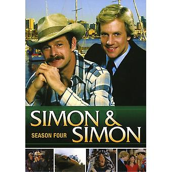 Simon & Simon: Sæson fire [DVD] USA import