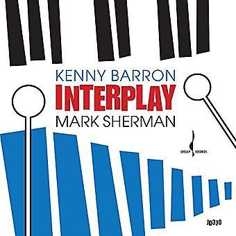 Barron, Kenny & Sherman, Mark - Interplay [CD] USA import