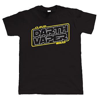 Darth Vaper Mens Funny T Shirt