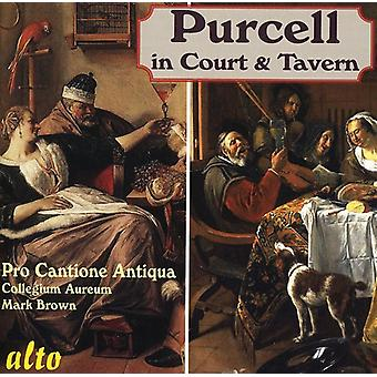 H. Purcell - Purcell in the Court and Tavern [CD] USA import