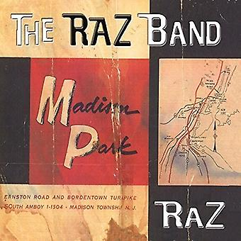 Bande de Raz - importation USA Madison Park [CD]