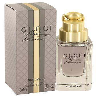 Gucci wykonane na miarę dla mężczyzn Gucci 50ml 1,7 uncji Eau de WC