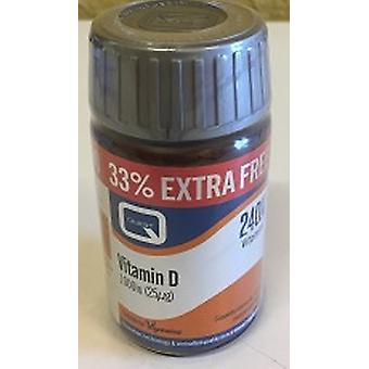 Quest Vitamin D 1000 i.u. 33% extra free 240 for 180  Quest Promotion Price