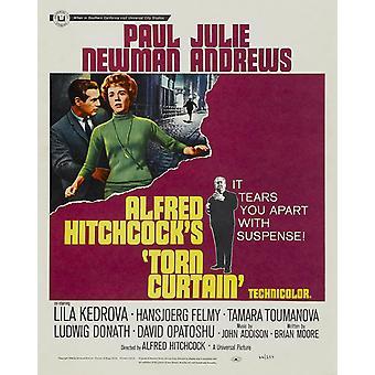Zerrissene Vorhang Movie Poster (11 x 17)