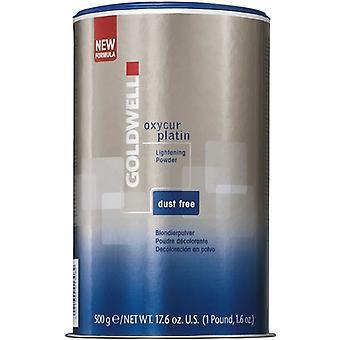 Goldwell Oxycur Platin polvere libero candeggina 500ml