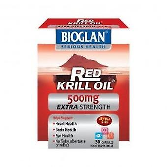 Bioglan - Red Krill Oil 500mg 30 capsule