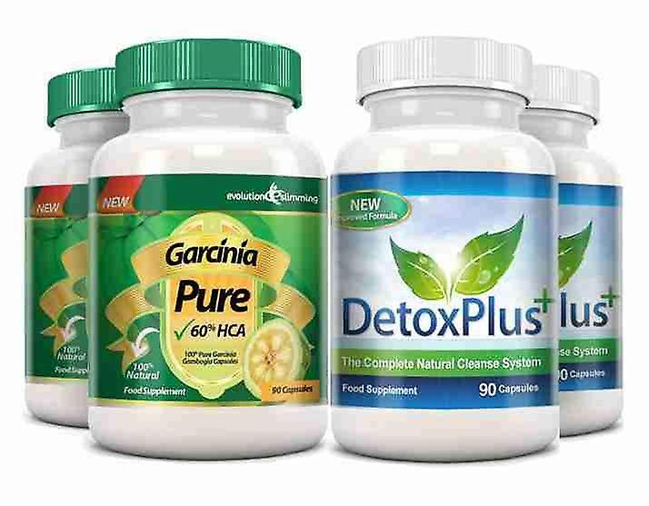 garcinia and cleanse combo