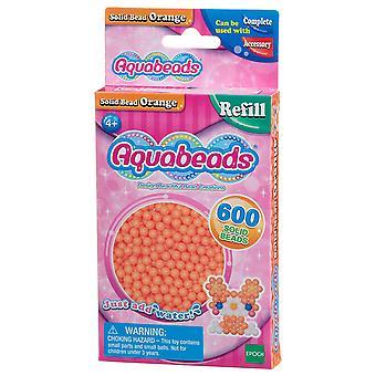 Aquabeads Solid Bead Pack - Orange