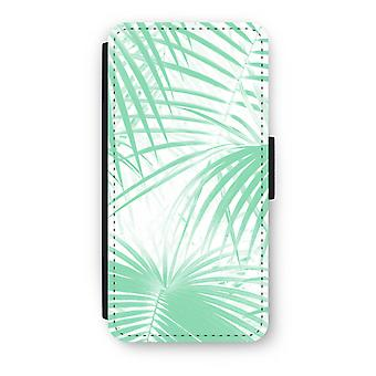 iPhone 6/6 s Plus Flip Case - Palm leaves